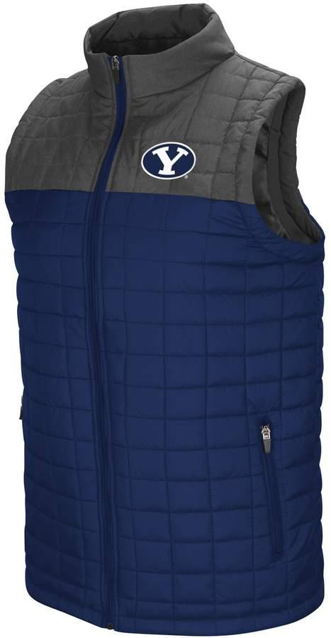 Men's BYU Cougars Amplitude Puffer Vest