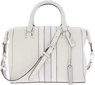 Vince Camuto Leather Satchel Handbag - Mio