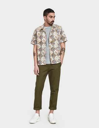 Gitman Brothers Tile Batik Shirt