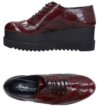 Mng Lace-up shoe