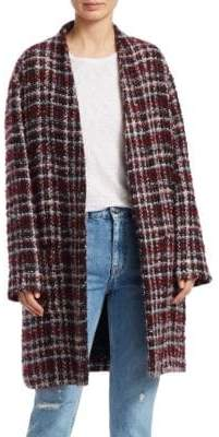 IRO Twisted Tweed Coat