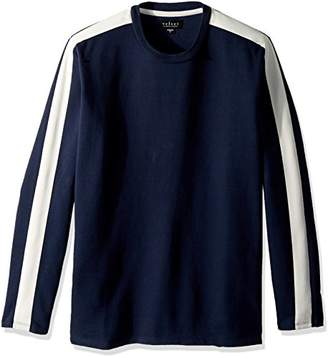 Velvet by Graham & Spencer Men's Track Inspired Sweatshirt