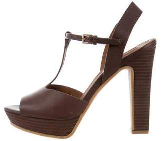 See by Chloe Slingback Platform Sandals w/ Tags