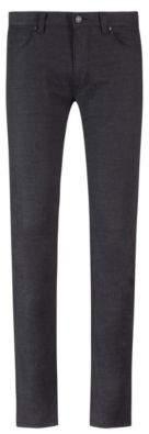 Hugo Boss Skinny-fit jeans in black stretch denim 32/32 Black