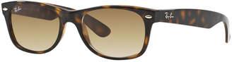 Ray-Ban New Wayfarer Sunglasses, RB2132 52