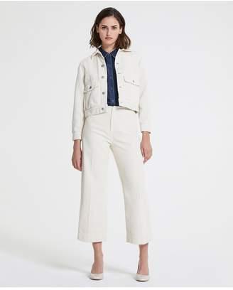 AG Jeans The Etta - Ivory Dust