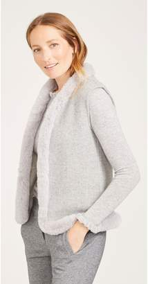J.Mclaughlin Alina Reversible Vest
