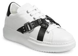 Moschino Classic Low-Top Sneakers