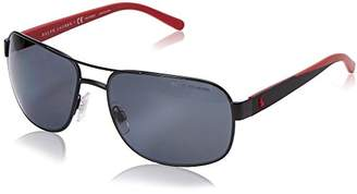 Polo Ralph Lauren Men's 0PH3093 Sunglasses