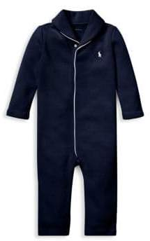 Ralph Lauren Boy's Long-Sleeve Cotton Coverall