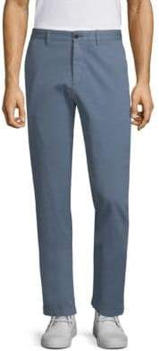 Theory Garment-Washed Zaine Pants