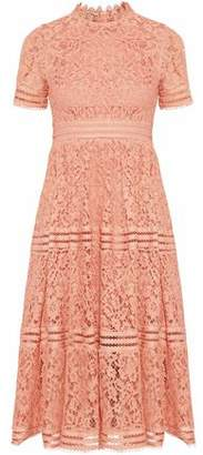Raoul Corded Lace Cotton Dress
