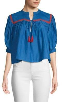 Carolina K. Tarahumara Blouse