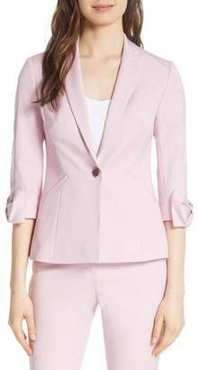 Ted Baker Toply Bow Cuff Jacket