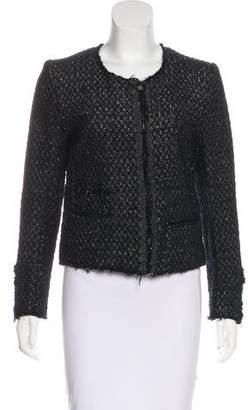 IRO Virgin Wool Woven Jacket