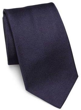 Polo Ralph LaurenPolo Ralph Lauren Stripe Textured Silk Tie