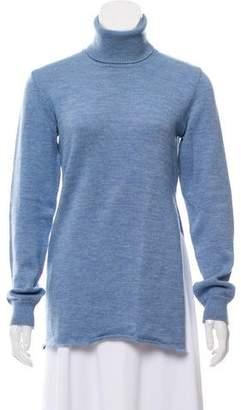MM6 MAISON MARGIELA Wool Turtleneck Sweater