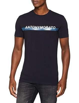 Antony Morato Men's Girocollo Stampa T-Shirt