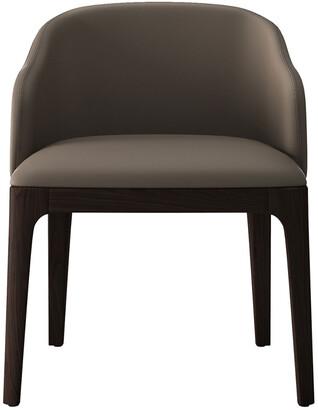 Modloft Wooster Dining Arm Chair