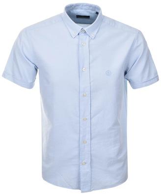 Club Regular Short Sleeve Shirt Blue