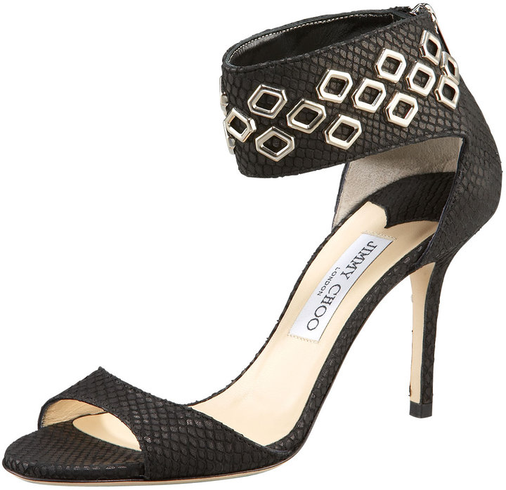 Jimmy Choo Studded Sandal