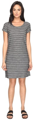Smartwool - Horizon Line T-Shirt Dress Women's Dress $90 thestylecure.com