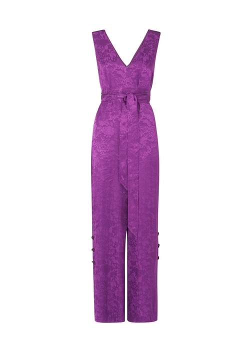 Kitri Norma Wide Leg Jumpsuit