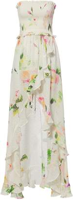 Rococo Sand Floral-Printed Maxi Dress