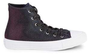 Converse Lace-Up High-Top Sneakers