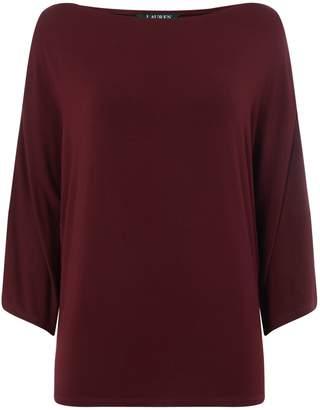 Lauren Ralph Lauren Lalfia knit jersey top