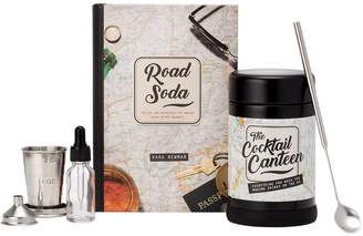 W&P Design The Road Soda & Cocktail Canteen Set