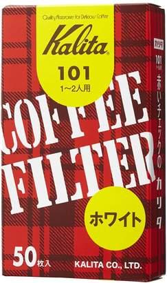 Kalita Filter Paper (50 Sheets) 101 501442