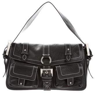 Pre Owned At Therealreal Luella Leather Shoulder Bag