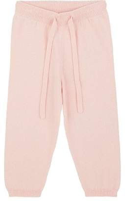 Lucky Jade INFANTS' COTTON-CASHMERE SWEATER PANTS