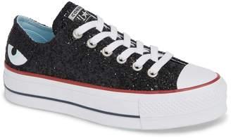 Converse x Chiara Ferragni Glitter Platform Sneaker