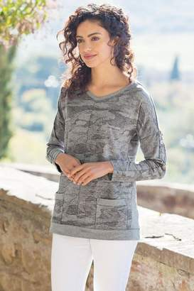 Soft Surroundings Piper Pullover