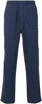 Stussy brushed beach trousers
