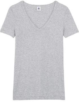 Petit Bateau Stretch-Cotton Jersey T-Shirt $37 thestylecure.com