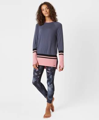 Sweaty Betty Camden Merino Knitted Top