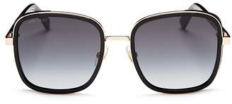 Jimmy Choo Women's Elva Square Sunglasses, 54mm