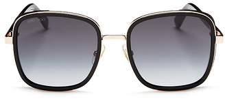 Jimmy Choo Women's Elva Square Sunglasses, 54mm