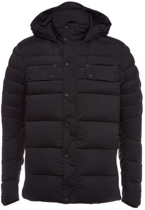 Belstaff Atlas Quilted Down Jacket