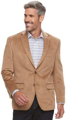 Chaps Men's Slim-Fit Suede Sport Coat