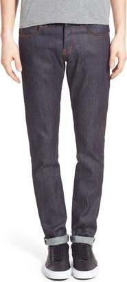 Naked & Famous Denim Super Guy Skinny Fit Selvedge Jeans