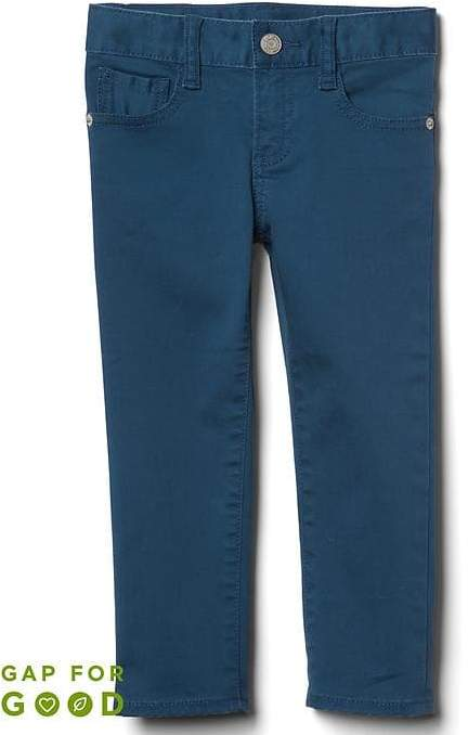 Slim Jeans in Color with Stretch