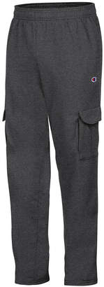 Champion Men's Powerblend Fleece Cargo Pants
