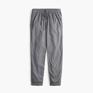 J.Crew Point Sur seaside pant in cotton twill
