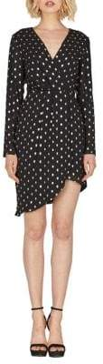 Adelyn Rae Printed Sheath Dress