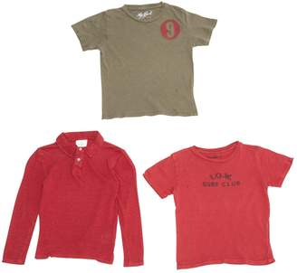 Hartford Red Cotton Top