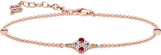 Thomas Sabo Royalty 18ct rose gold-plated bracelet